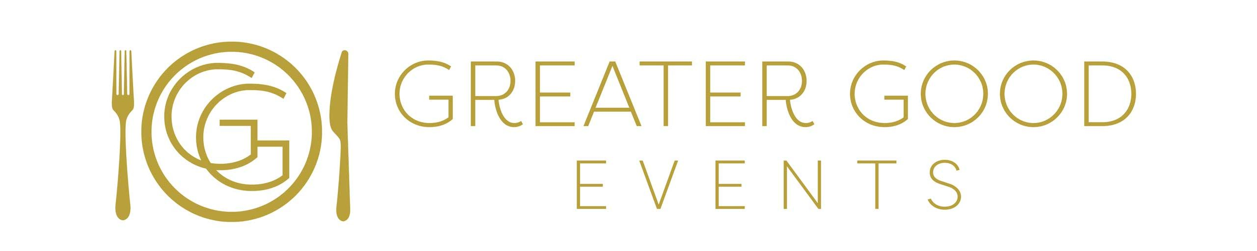 Greater Good Events long logo.